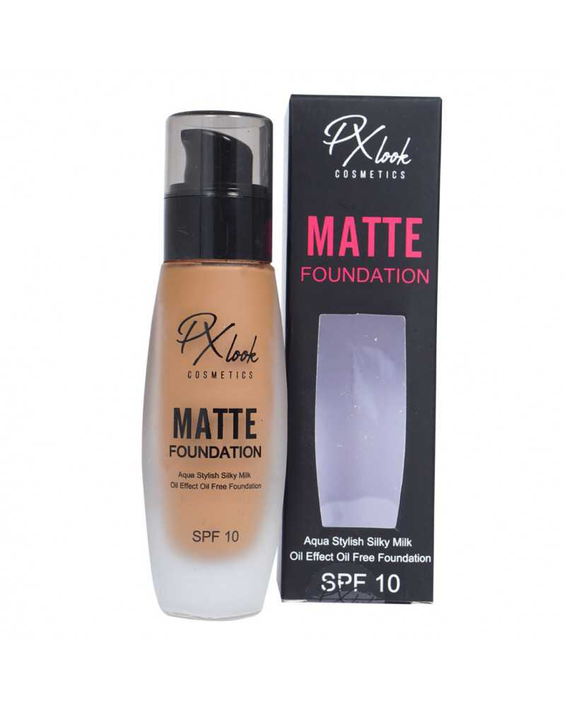 Maquillaje Líquido Px Look - Mate