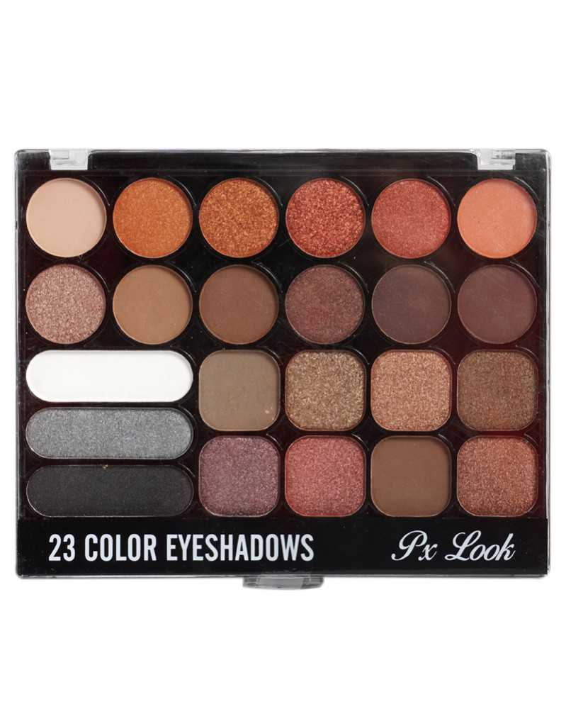 SOMBRAS x23 COLORES 43g