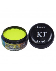 MAQUILLAJE ARTISTICO BODY & FACE YELLOW 70g