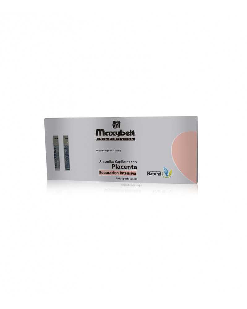 Ampollas Capilares con Placenta 10ml