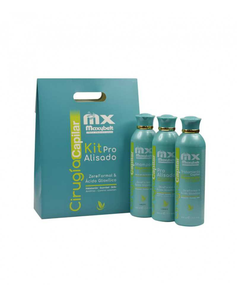 Maxybelt kit cirugia capilar 400 ml