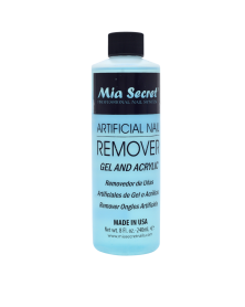 Mia secret removedor de uñas artificiales de gel o acrilicas