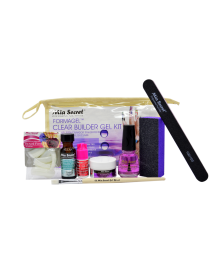 Mia secret kit de gel estructurador transparente