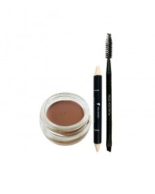 KIT DE CEJAS TAUPE GEL