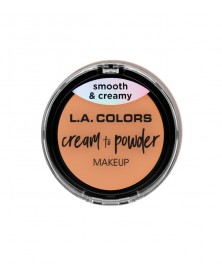 CREAM TO/POWDER BUFF