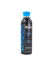Shampoo detox - carbon 400ml.
