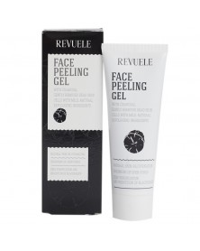 GEL DE PEELING FACIAL CON CARBÓN