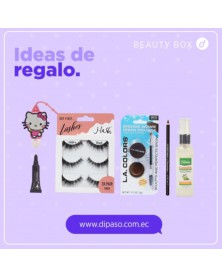 BEAUTY BOX ABRIL IDEAL