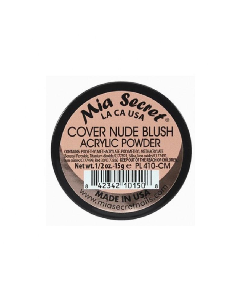 Polvo Acrílico Cover Nude Mia Secret - 1/2oz